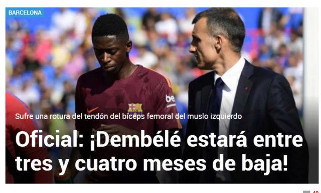 La diferencia real entre Real Madrid y Barcelona  - Página 5 Dembel10