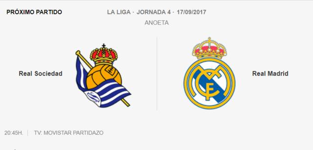 R. Sociedad-Real Madrid Dm10
