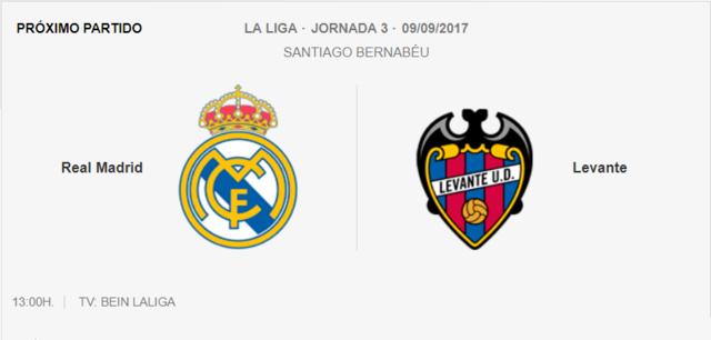 REAL MADRID- LEVANTE Liga10