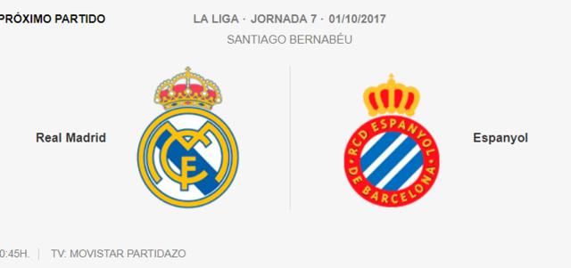REAL MADRID- ESPAÑOL Par11