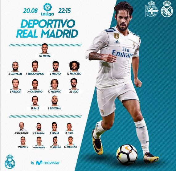 Deportivo - Real Madrid Pri10