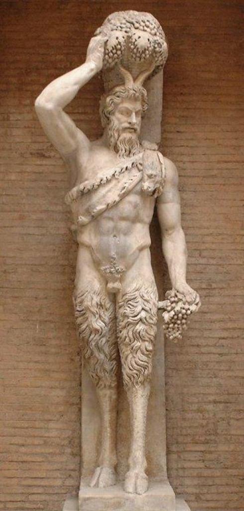Пан, Фавн , Пу́шан или Сатир 69975-10