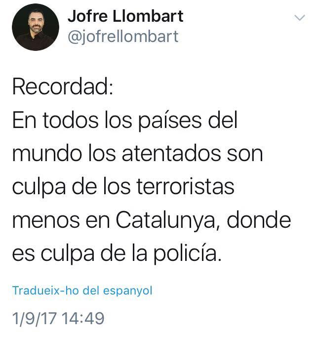 Ataque terrorista en Barcelona 130