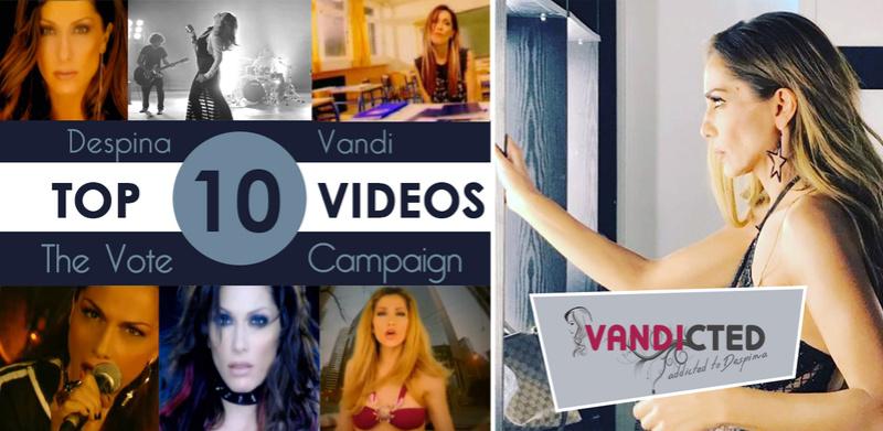 Desp1na Vandi Top 10 Videos - The Vote Campaign - Information Topic Dv_vid10
