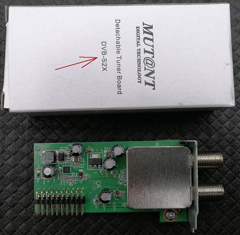 Receptoare 4K - Mut@nt 51HD acelasi cu AX HD51 4K 510