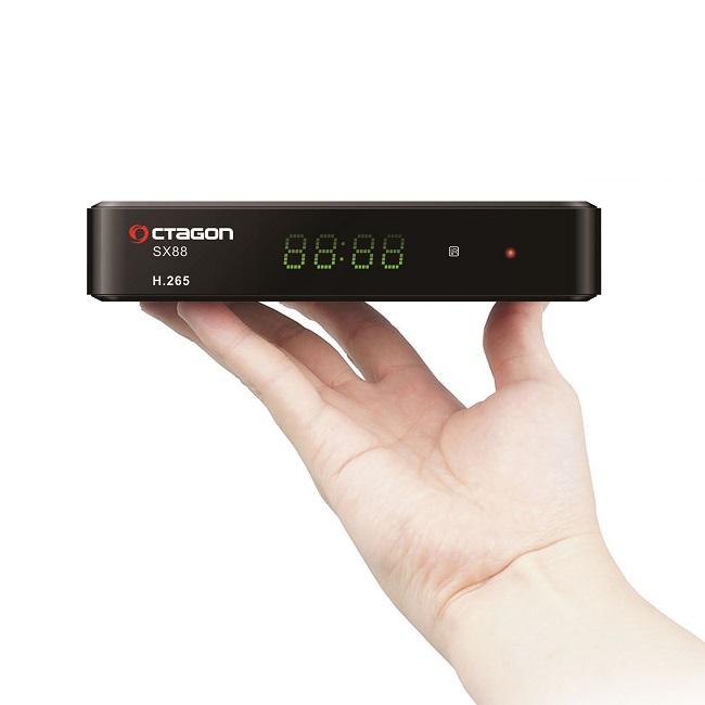 OCTAGON SX88 H.265 HEVC HD 97122210