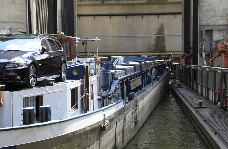 Schiffshebewerk Scharbebeck Scharn13