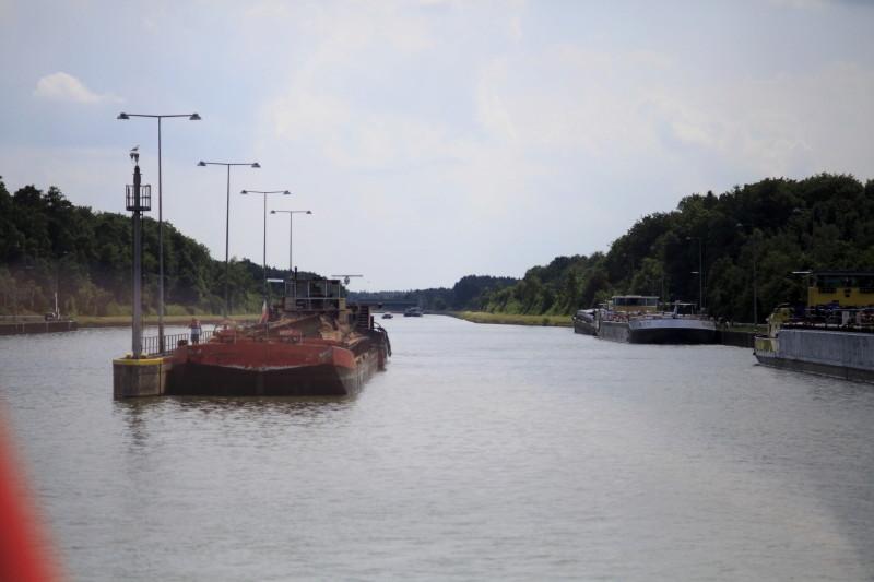 Schiffshebewerk Scharbebeck Scharn23