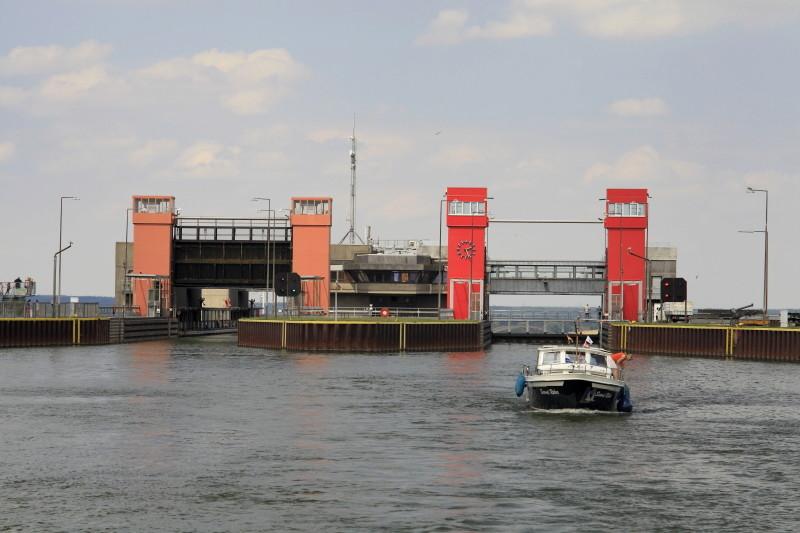 Schiffshebewerk Scharbebeck Scharn25
