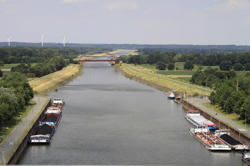 Schiffshebewerk Scharbebeck Scharn26