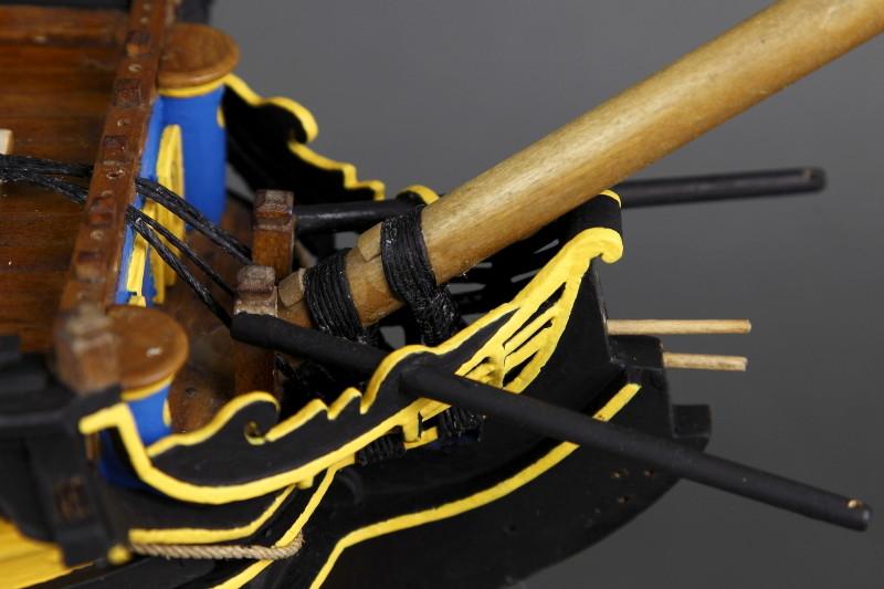 """""""PRESIDENT"""" - Englische Fregatte von 1760 aus dem Hause Sergal/Krick Wuling11"""