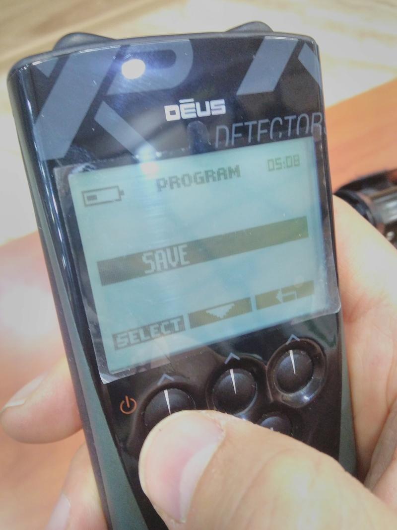 Създаване на потребителска програма на металотърсач XP DEUS Img_2040