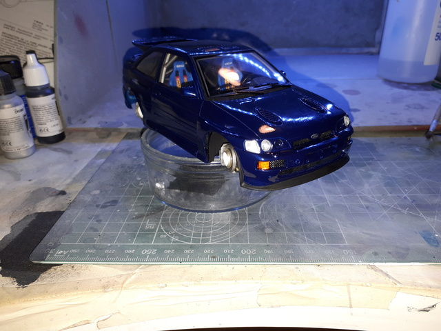Ford Escort Rs Cosworth  20170996