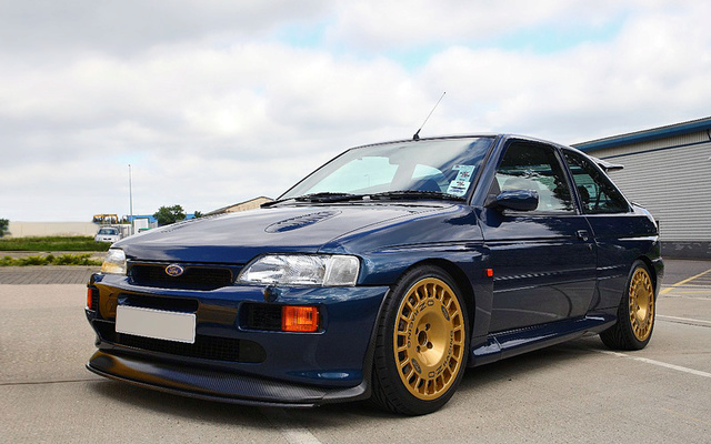 Ford Escort Rs Cosworth  380a9510