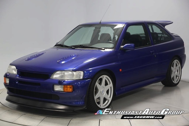 Ford Escort Rs Cosworth  P-478110