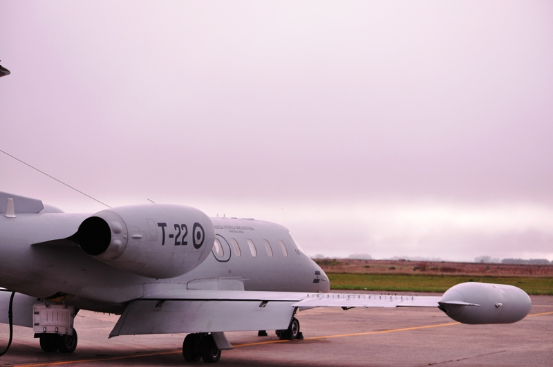 "Ejercicio ""Cobra""- Fuerza Aérea Argentina 00210"