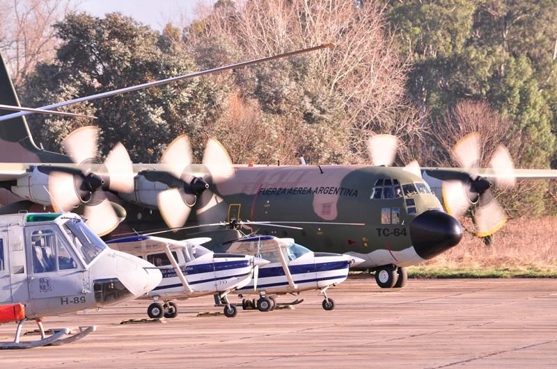 "Ejercicio ""Cobra""- Fuerza Aérea Argentina 1_110"