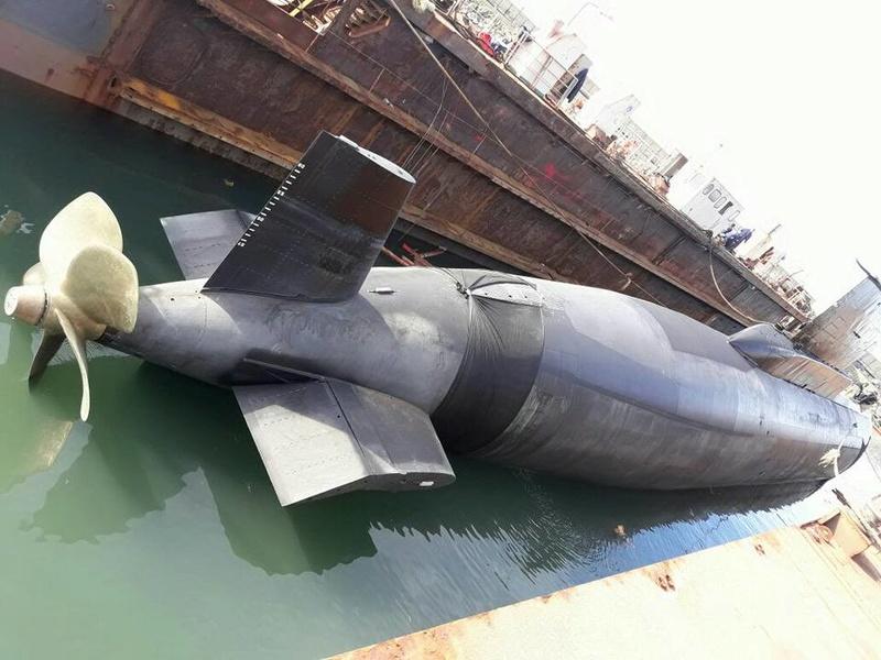 Submarino IKL Clase 209-1200 ARA Salta (S-31) - Página 2 20597210