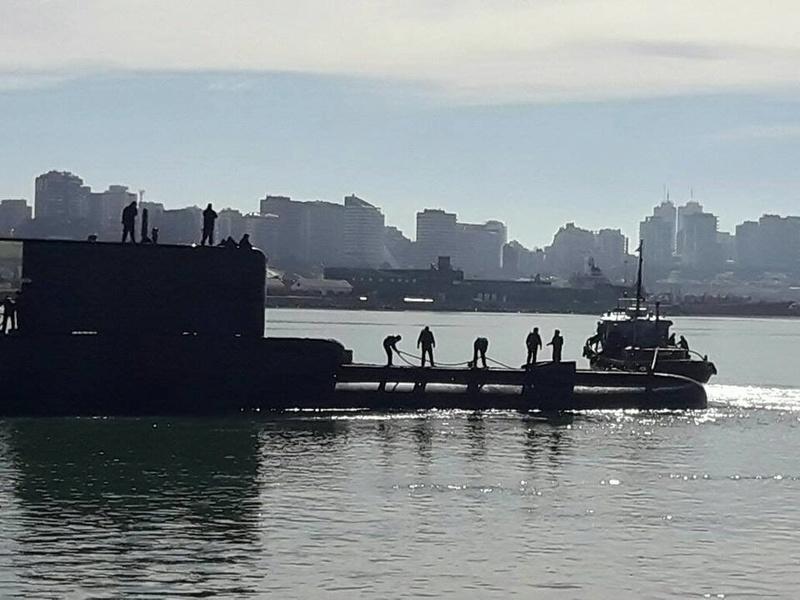 Submarino IKL Clase 209-1200 ARA Salta (S-31) - Página 2 20664010