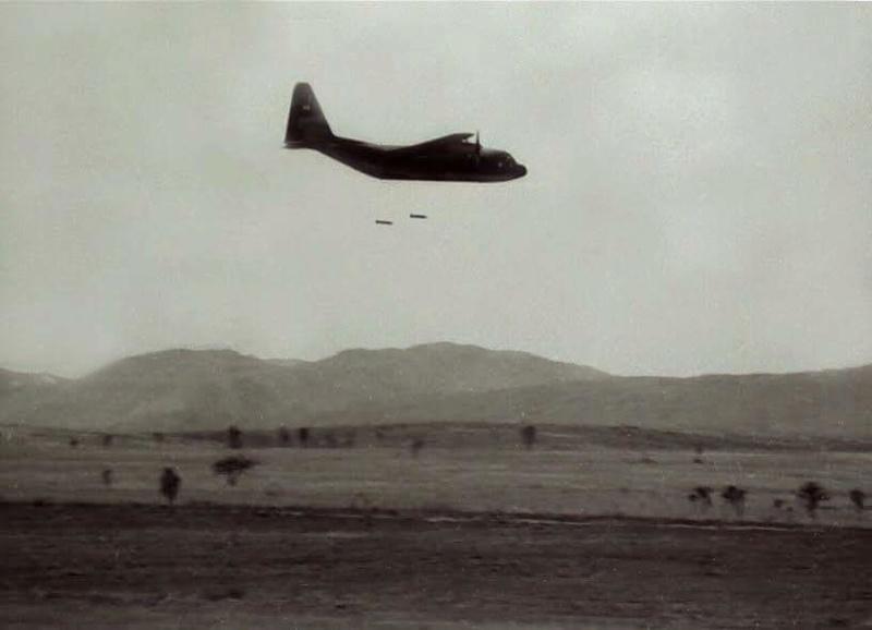 """""""MATILDE"""" C-130 Hercules TC-68 21317910"""