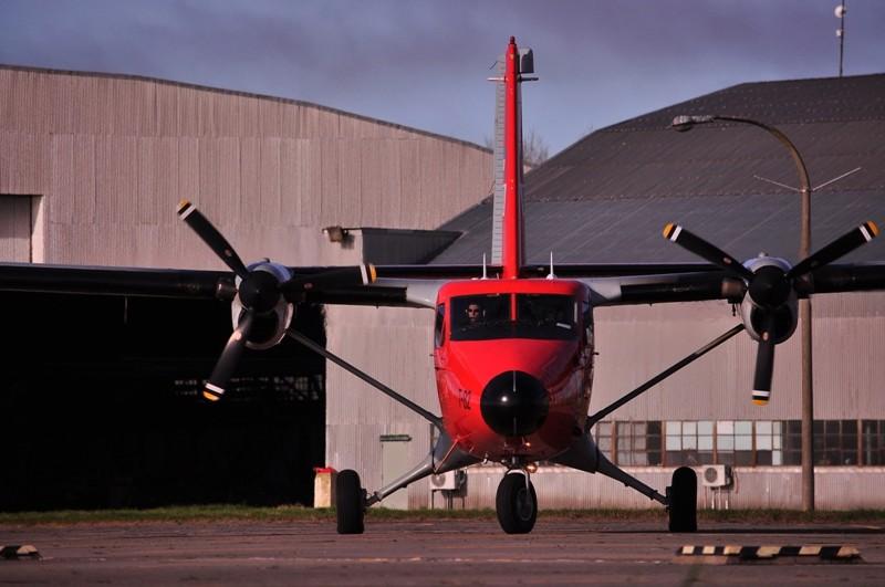 "Ejercicio ""Cobra""- Fuerza Aérea Argentina 510"