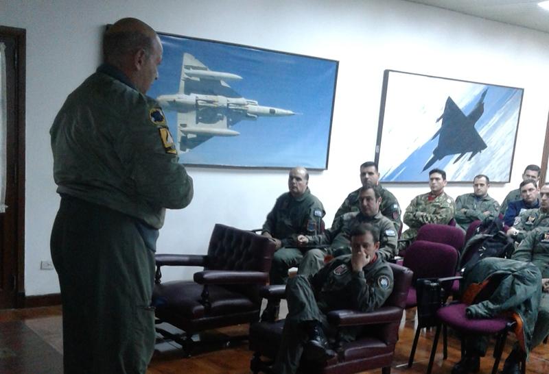 "Ejercicio ""Cobra""- Fuerza Aérea Argentina Apertu10"