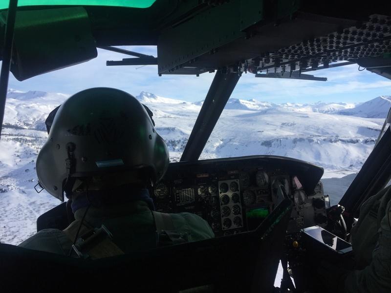 Campaña Antartica 2017/18 Aterri11