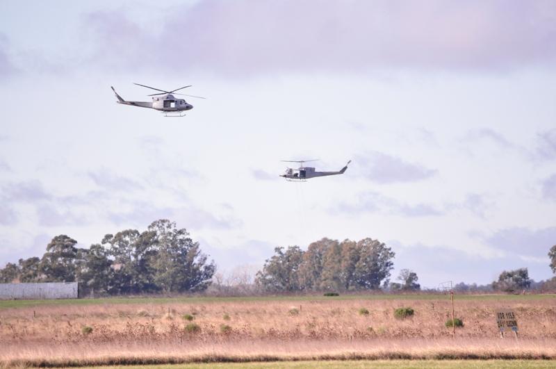 "Ejercicio ""Cobra""- Fuerza Aérea Argentina Buenvu11"