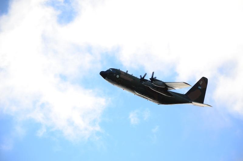 "Ejercicio ""Cobra""- Fuerza Aérea Argentina Buenvu12"