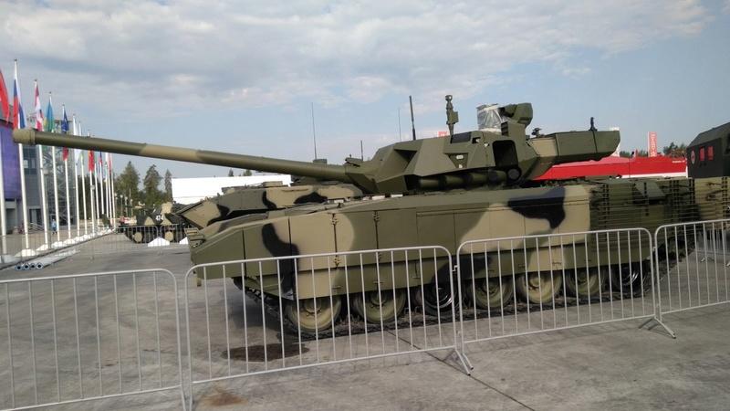 Armata: ¿el robotanque ruso? - Página 4 Dhtae910