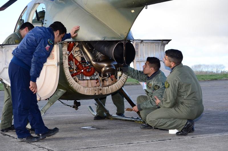 "Ejercicio ""Cobra""- Fuerza Aérea Argentina Dsc_9310"