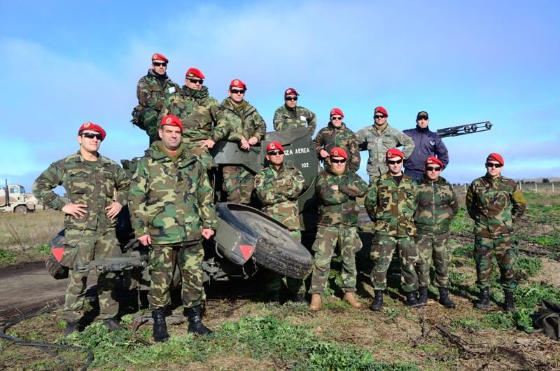 "Ejercicio ""Cobra""- Fuerza Aérea Argentina Laimpo10"