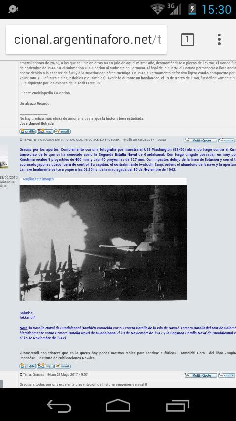 FOTOGRAFÍAS Y FICHAS QUE INTEGRAN LA HISTORIA. - Página 14 Screen13