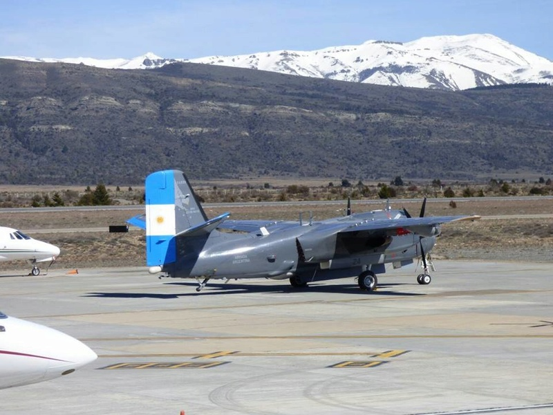 Vuelve a volar el Grumman S2T Turbo Tracker 2-AS-24 Turbo_12