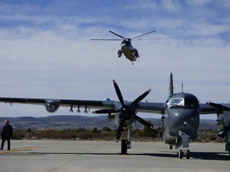 Vuelve a volar el Grumman S2T Turbo Tracker 2-AS-24 Turbo_13