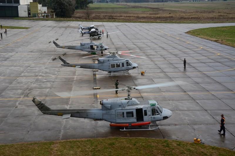 """Ejercicio """"Cobra""""- Fuerza Aérea Argentina Unaact12"""
