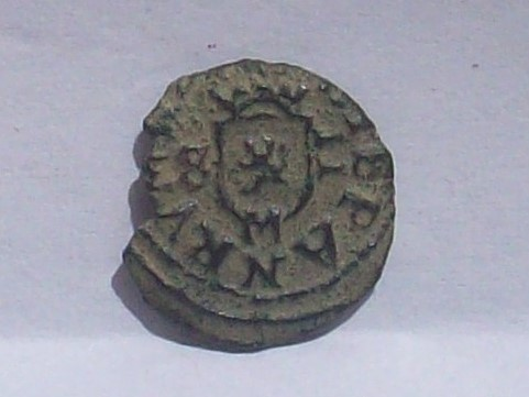 dos maravedis Felipe IV 102_4123