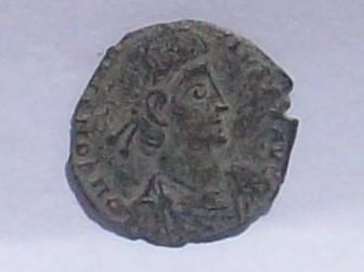AE3 de Constancio II. FEL TEMP REPARATIO. Arlés 102_4124