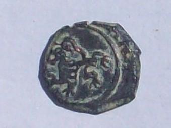2 maravedis de Felipe III, de Burgos. 102_4130