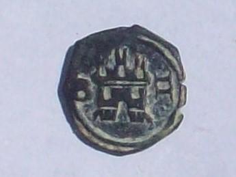 2 maravedis de Felipe III, de Burgos. 102_4131