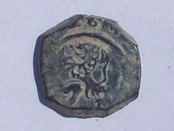 2 maravedis felipe III, ceca de Madrid. 102_4142