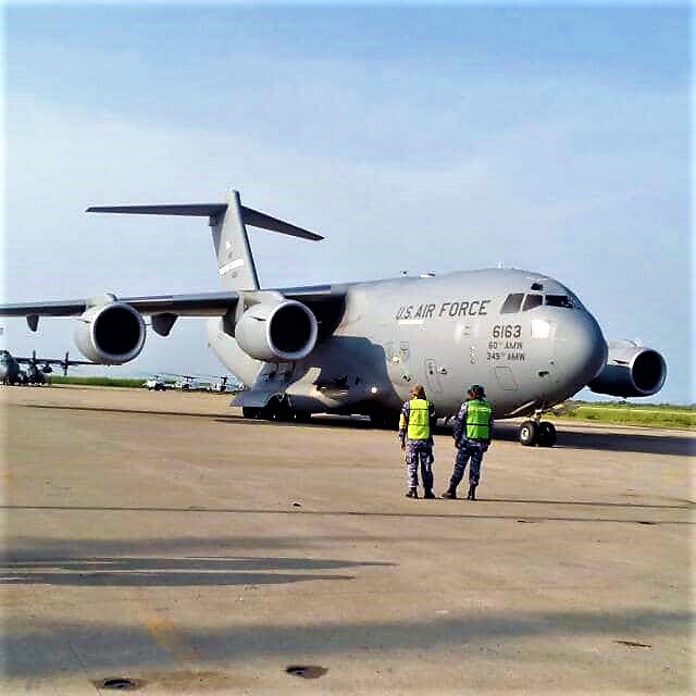 Boeing C-17 Globemaster III C-17-111
