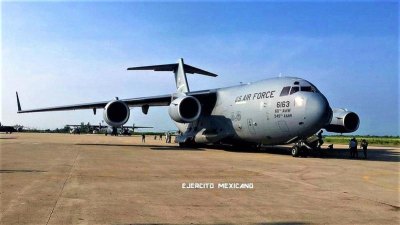 Boeing C-17 Globemaster III C-17-112