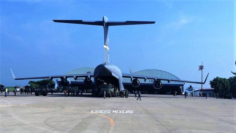 Boeing C-17 Globemaster III C-17-114