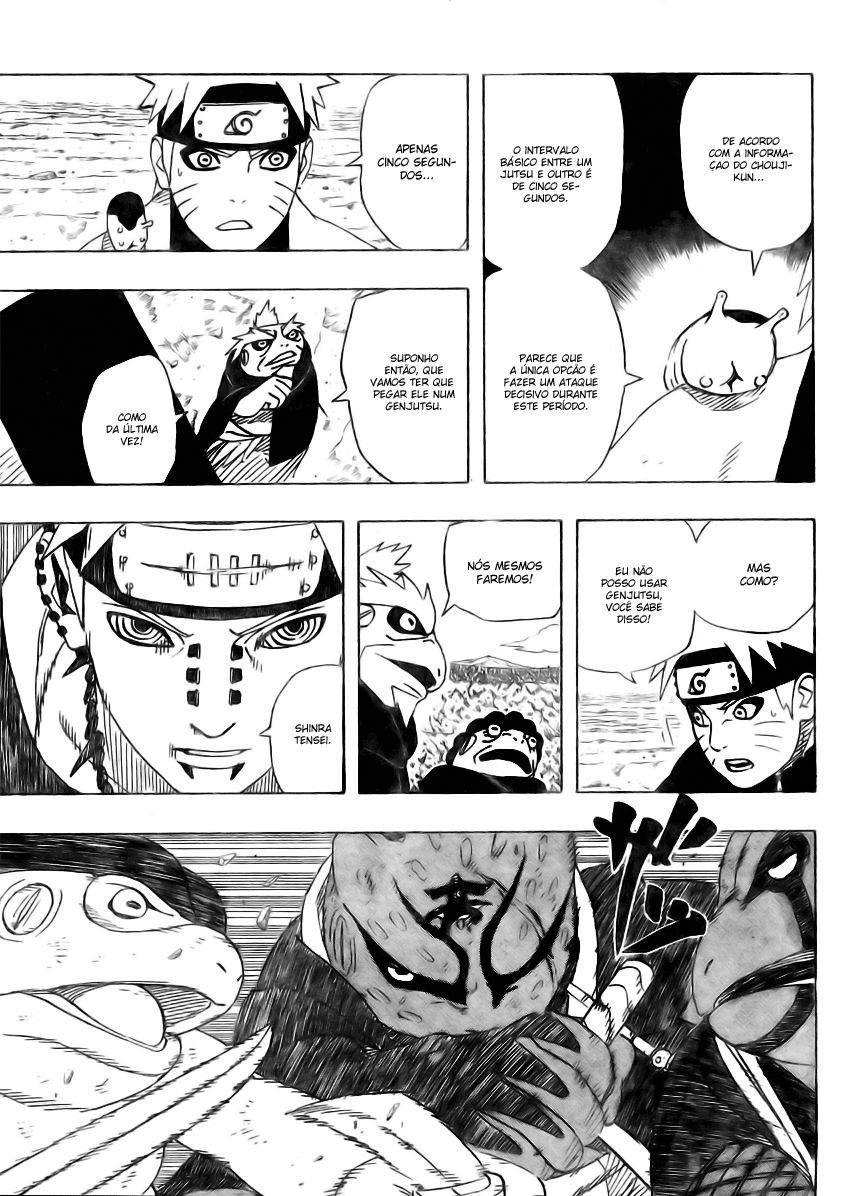 Jiraya vs Nagato - Página 5 09_113