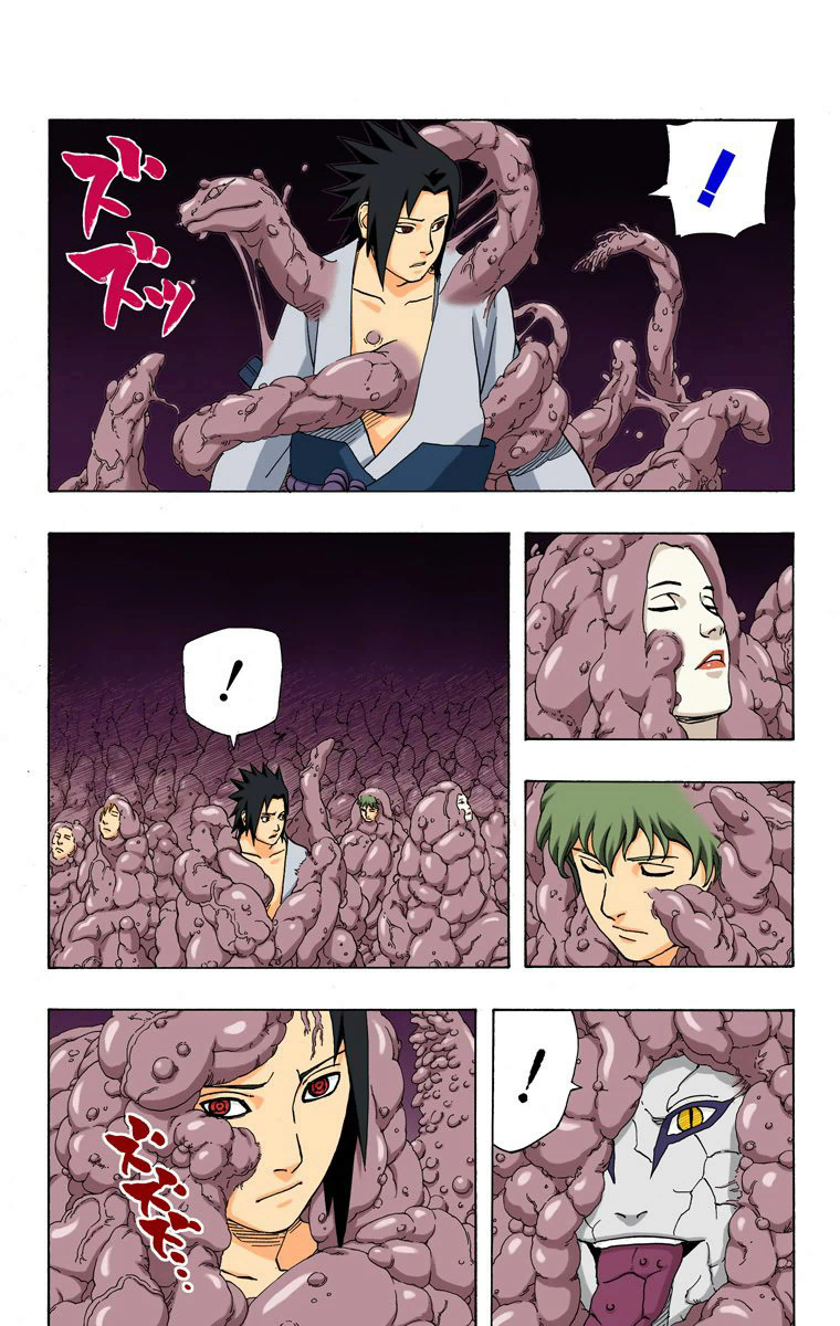 Hiruzen vs Sasuke Hebi - Página 3 10610
