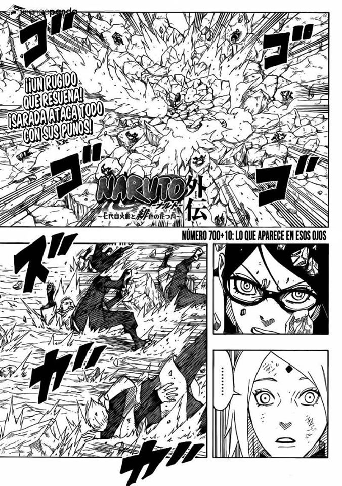 Força física ou liberação de chakra, qual método usado pela tsunade e pela Sakura? - Página 2 88561910