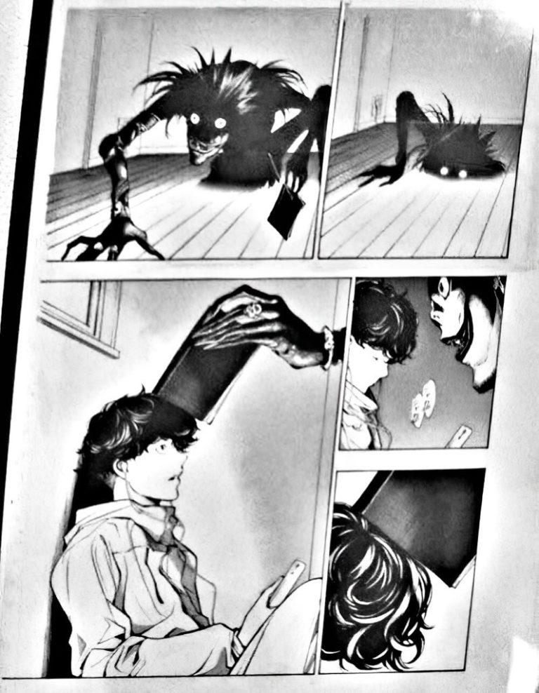 [Death Note] A possibilidade de uma continuação é uma notícia boa ou ruim? O que acham? Amostr11