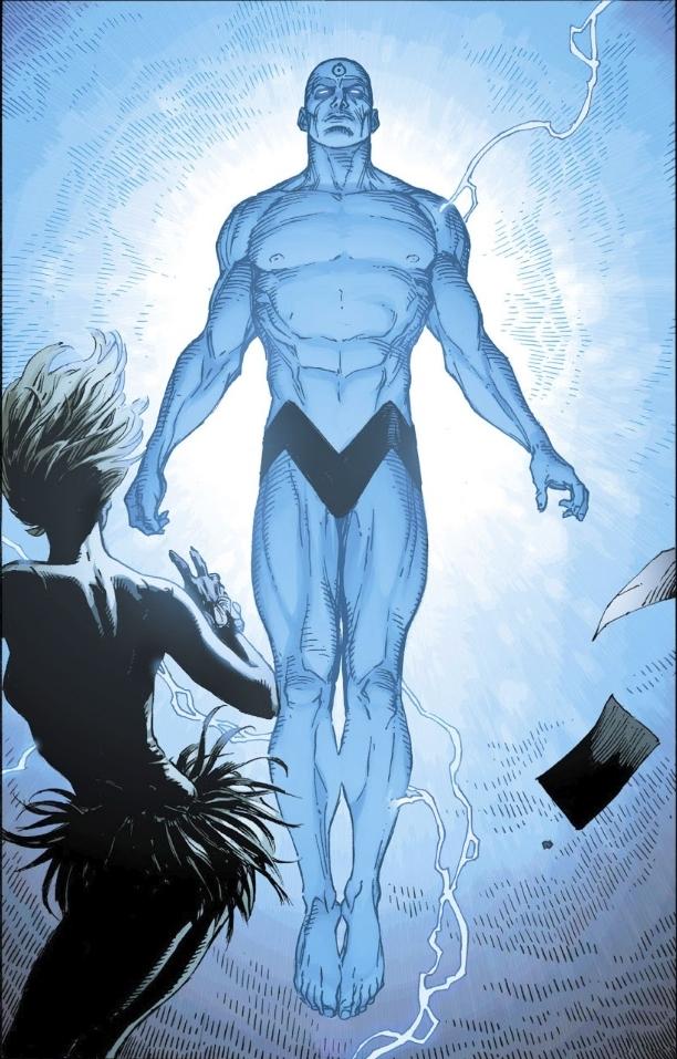 Braniac (New 52) Vs Manhattan Doctor10