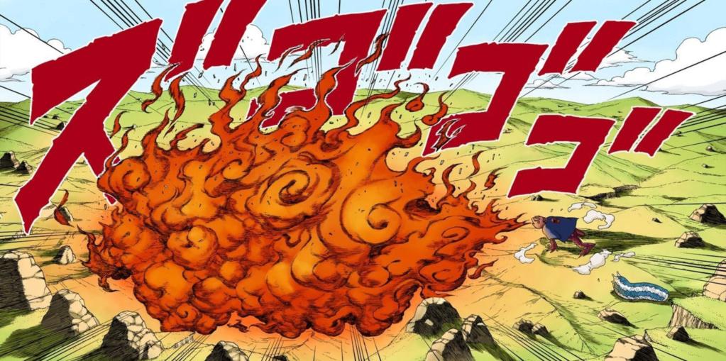 @Sertão achei 16 shinobis de Kage médio a Jounin's  capazes de finalizar o Jiraiya no 1x1. - Página 2 Estilo10